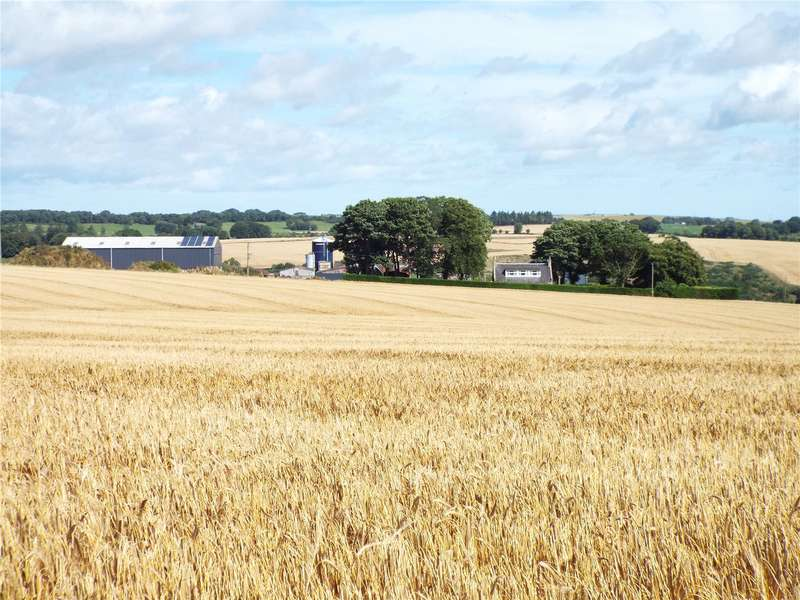 3 Bedrooms Farm Commercial for sale in Lot 1: Blairfowl Farm, Fyvie, Turriff, Aberdeenshire, AB53