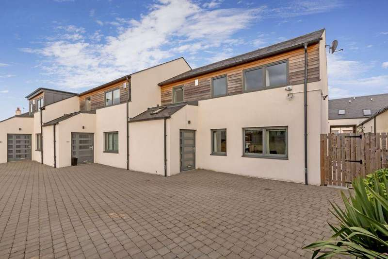 4 Bedrooms End Of Terrace House for sale in 4a Hunter Avenue, Loanhead, EH20 9SQ