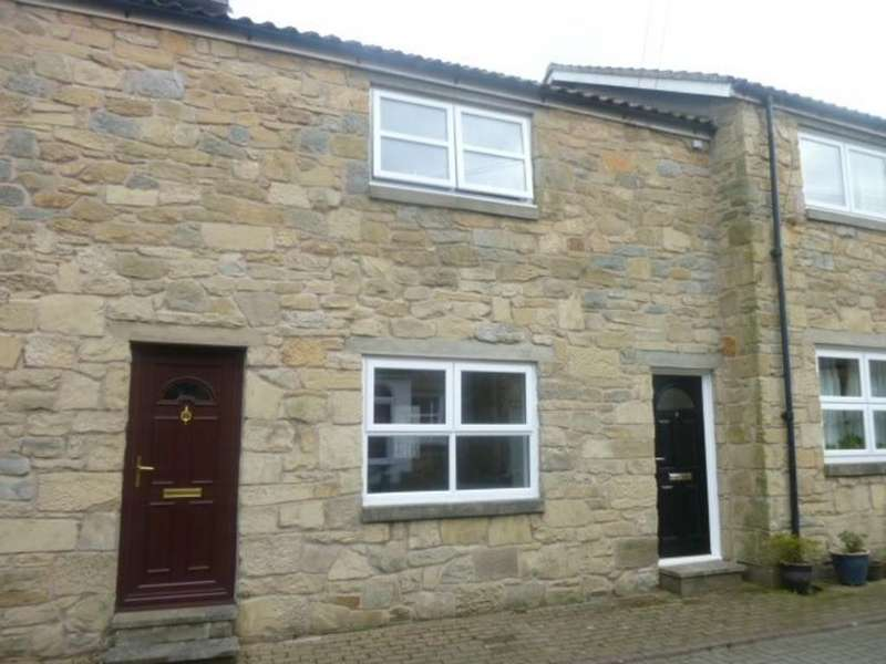 2 Bedrooms Terraced House for rent in Three Tuns Lane, Alnwick