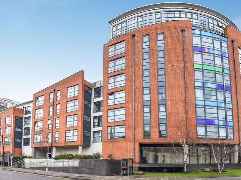2 Bedrooms Apartment Flat for sale in Kennet Street, Reading, RG1