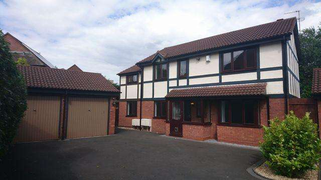5 Bedrooms Detached House for rent in Merrington Close, Hillfield, Solihull, B91