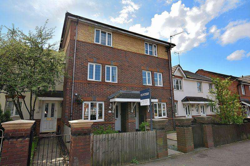 3 Bedrooms Semi Detached House for sale in High Street South, South West Dunstable