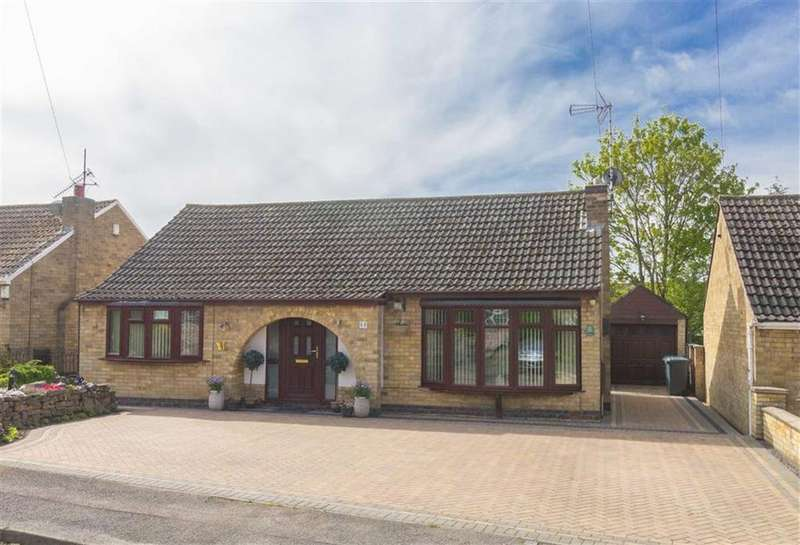 2 Bedrooms Detached Bungalow for sale in Angrave Road, East Leake, East Leake, LE12