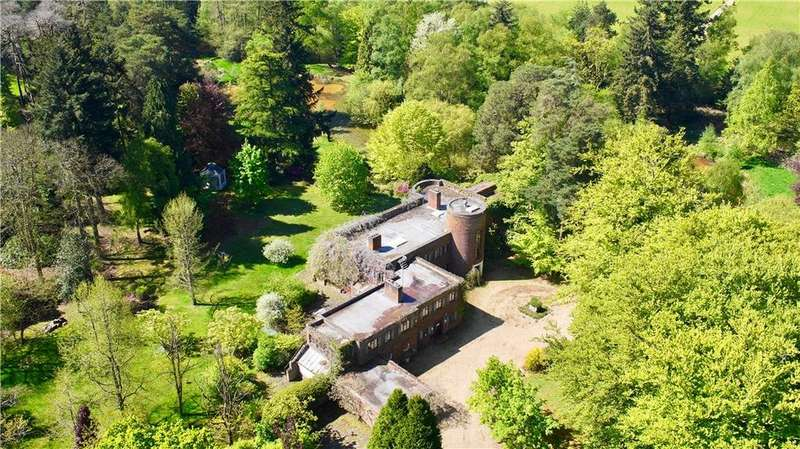 Plot Commercial for sale in Lake Road, Wentworth, Virginia Water, Surrey, GU25