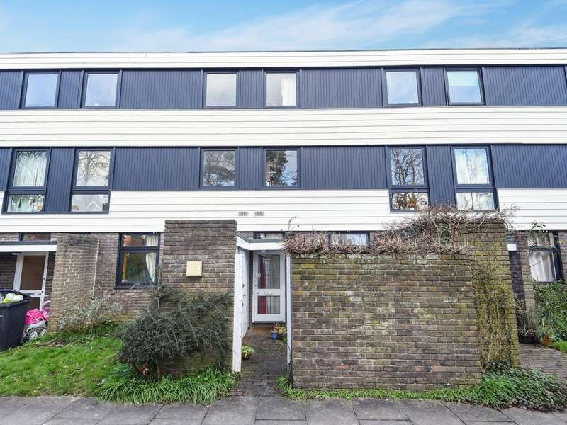 2 Bedrooms Apartment Flat for sale in Oaklands, Bulmershe Road, Reading, RG1