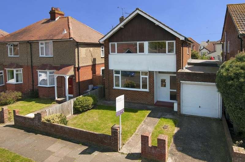 3 Bedrooms Detached House for sale in Leighville Drive, Herne Bay, Kent
