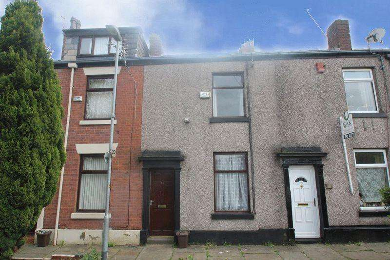 2 Bedrooms Terraced House for sale in Greenfield Street, Rochdale OL11 2JX