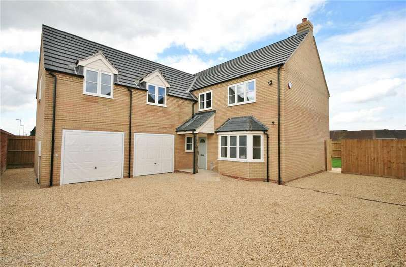 4 Bedrooms House for sale in New Development, Station Road, LN5