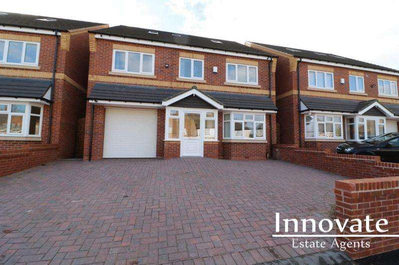 6 Bedrooms Detached House for sale in The Malvern at Derryfield Court, Queens Road/Basons Lane