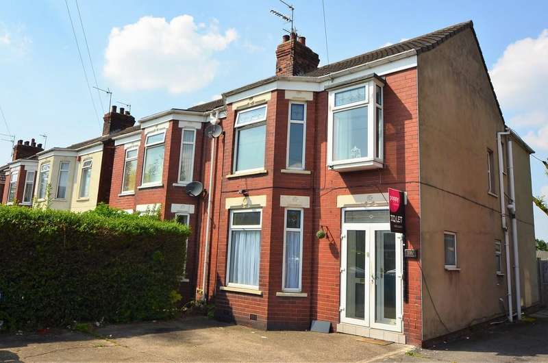 4 Bedrooms Semi Detached House for rent in James Reckitt Avenue, Hull