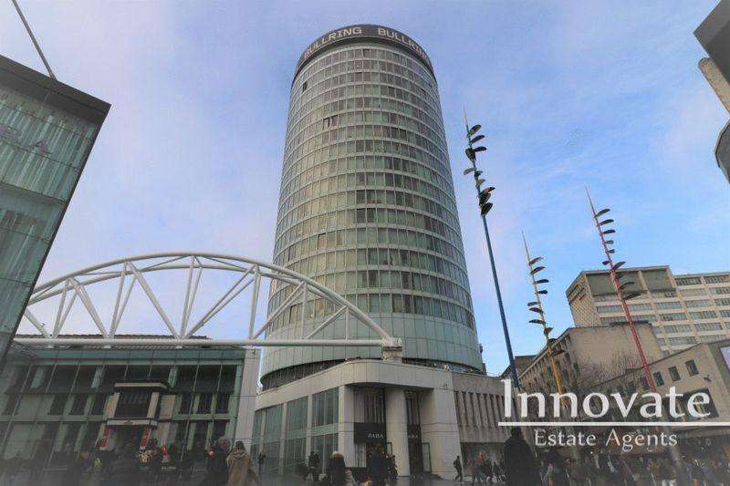 1 Bedroom Apartment Flat for sale in The Rotunda, Birmingham