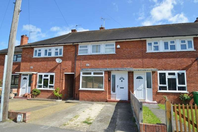 2 Bedrooms Terraced House for sale in Fox Road, Langley, SL3