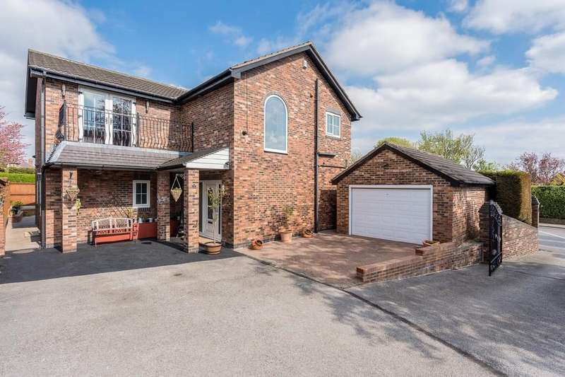 4 Bedrooms Detached House for sale in Whitehall Road East