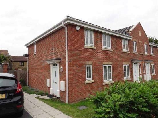 3 Bedrooms Semi Detached House for rent in Church Gate, Brierley