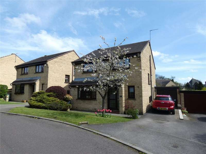 4 Bedrooms Detached House for sale in Wellands Green, Cleckheaton, BD19