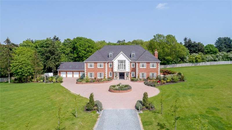 6 Bedrooms Detached House for sale in Langford Road, Wickham Bishops, Witham, Essex