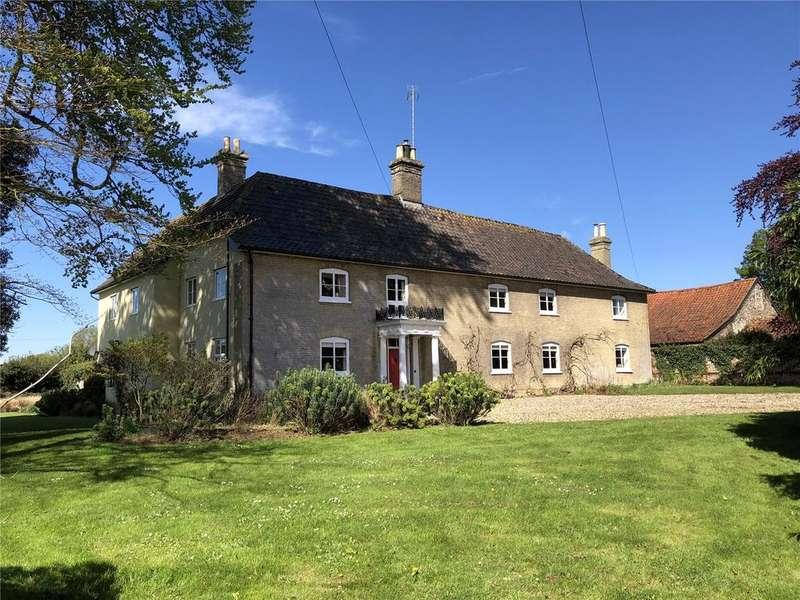5 Bedrooms Detached House for sale in Woodbridge Road, Alderton, Suffolk, IP12
