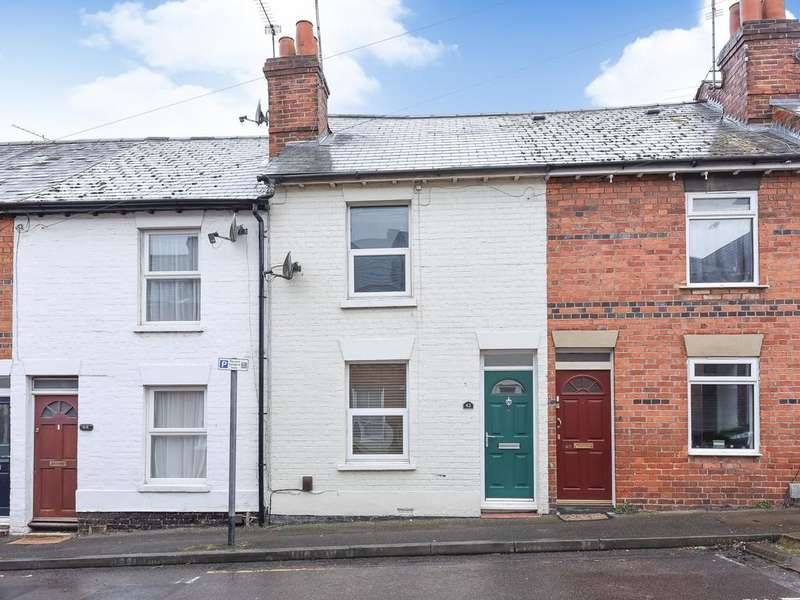 2 Bedrooms Terraced House for sale in Lower Field Road, Reading, RG1