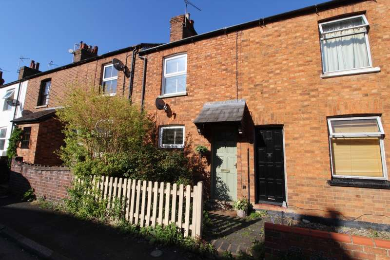 2 Bedrooms Terraced House for sale in Greenfield Road, Newport Pagnell, Buckinghamshire