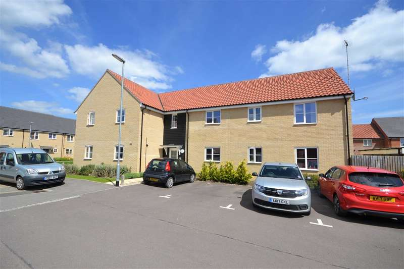 2 Bedrooms Apartment Flat for sale in Celandine View, Soham