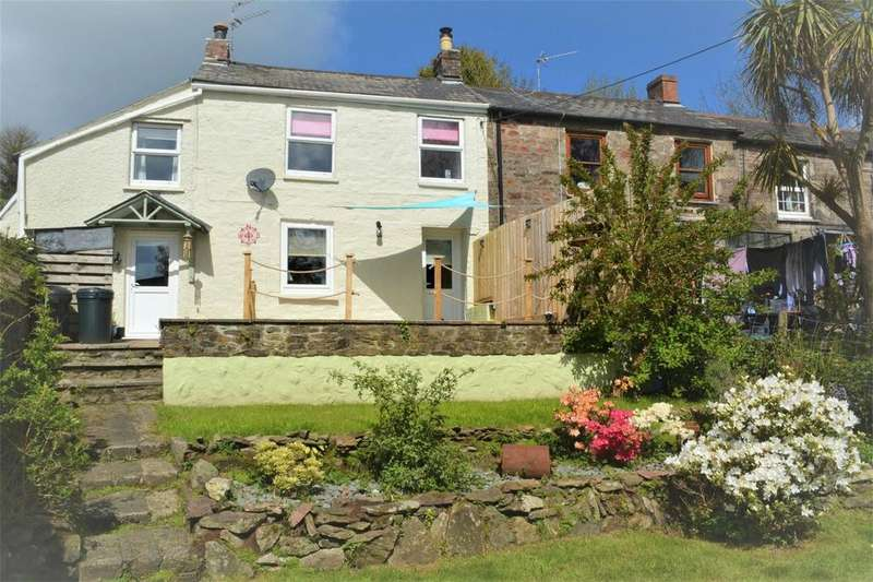 3 Bedrooms End Of Terrace House for sale in Carharrack, Redruth