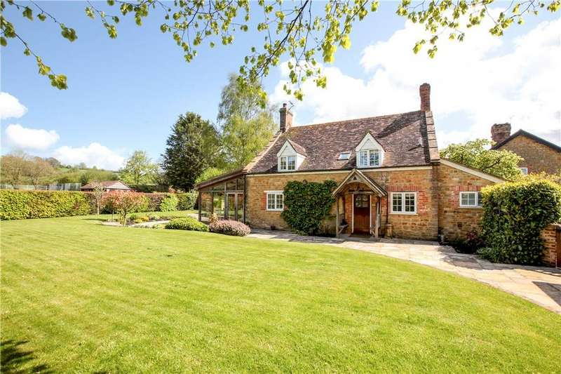 4 Bedrooms Detached House for sale in Nether Compton, Sherborne, Dorset, DT9