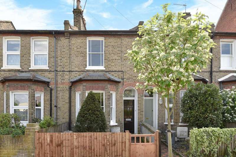 2 Bedrooms Terraced House for sale in All Saints Road, Wimbledon