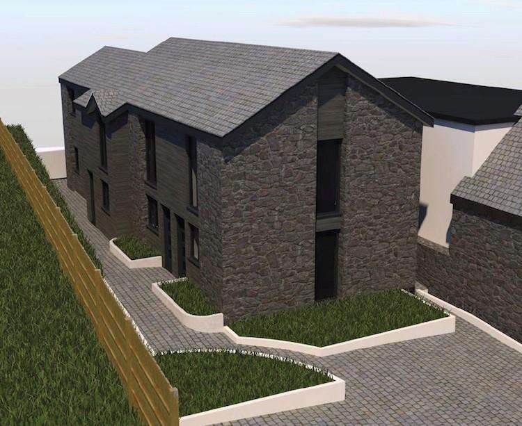 1 Bedroom Terraced House for sale in Olivers Yard, Church Street, Helston