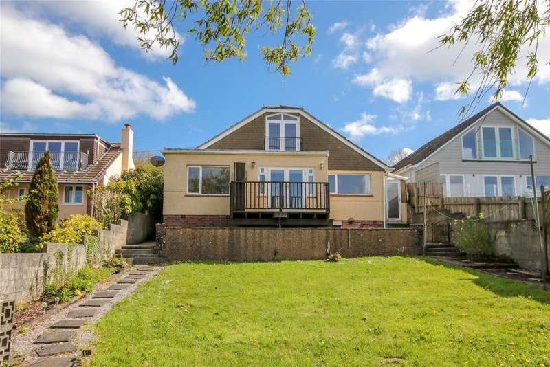 4 Bedrooms Detached Bungalow for sale in Hollacombe Brake, Wembury, Plymouth, PL9