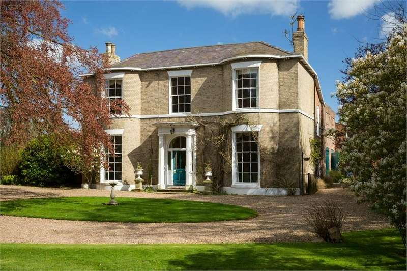 5 Bedrooms Country House Character Property for sale in Welwick Road, Patrington, Hull, East Riding of Yorkshire