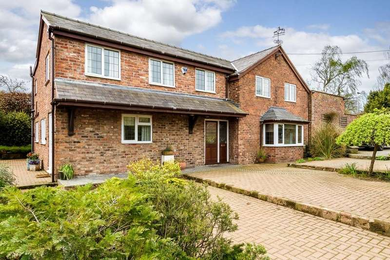 4 Bedrooms Detached House for sale in The Old Coach House, Malpas
