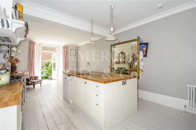 4 Bedrooms End Of Terrace House for sale in Harlesden Gardens, Harlesden, London, NW10