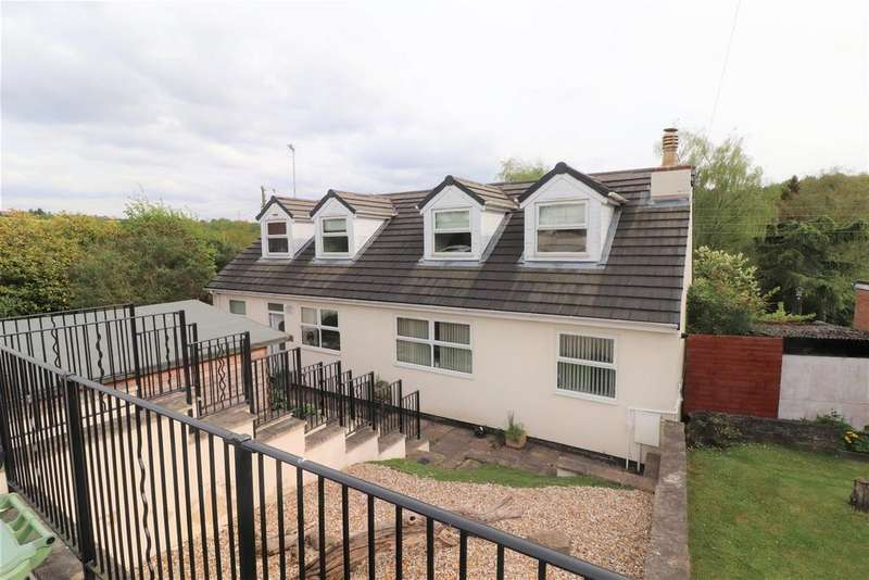 3 Bedrooms Detached House for sale in The Hill, Glapwell, Chesterfield
