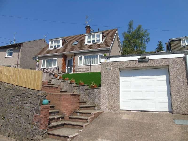 3 Bedrooms Detached House for sale in Viaduct Road, Garndiffaith, Pontypool