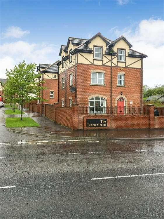 5 Bedrooms Detached House for sale in Linen Green, Sion Mills, Strabane, County Tyrone