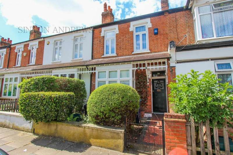 2 Bedrooms Terraced House for sale in Trent Avenue, London, W5