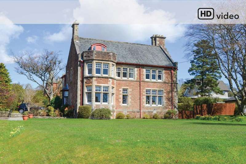 4 Bedrooms Apartment Flat for sale in Upper Colquhoun Street, Helensburgh, Argyll Bute, G84 9AQ