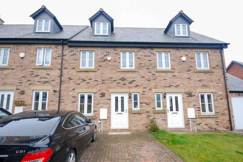 4 Bedrooms Town House for sale in Fell Bank, Birtley