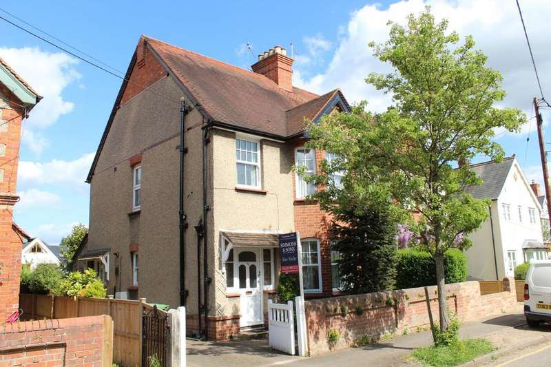 3 Bedrooms House for sale in Claremont Gardens, Marlow