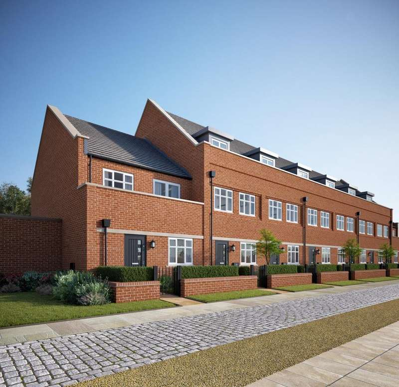 3 Bedrooms Mews House for sale in Egerton Park, Norman Road, Altrincham