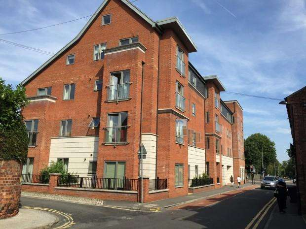 2 Bedrooms Apartment Flat for sale in 44 Greetwell Gate, Lincoln, LN2