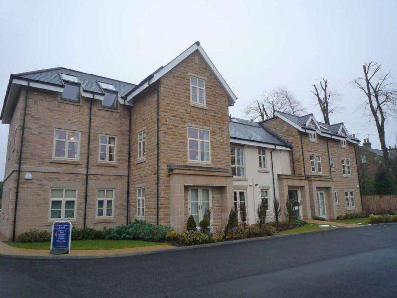 2 Bedrooms Apartment Flat for rent in COACH HOUSE COURT, DEIGHTON ROAD, WETHERBY, LS22 7TE
