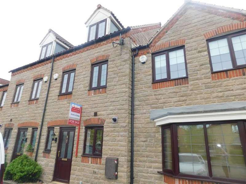 3 Bedrooms Terraced House for sale in BARNARD MEADOWS, KIRTON LINDSEY