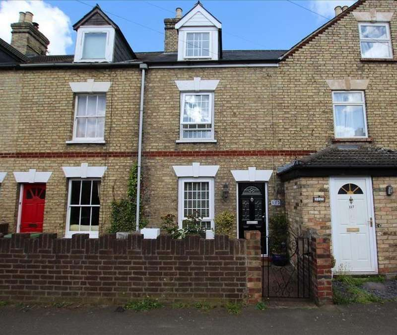 3 Bedrooms Terraced House for sale in Sun Street, Biggleswade, SG18