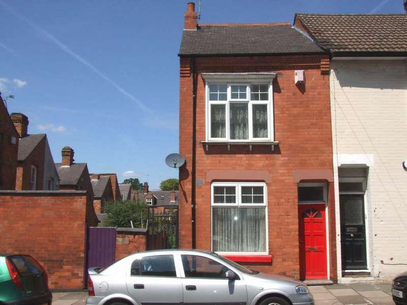 3 Bedrooms End Of Terrace House for sale in Howard Road, Clarendon Park, Leicester, Leicestershire, LE2 1XJ