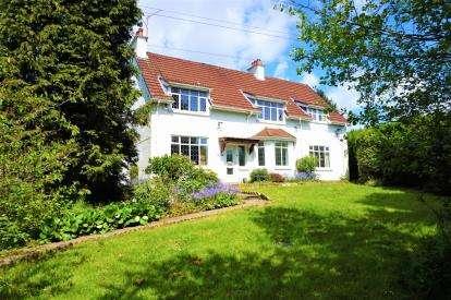 4 Bedrooms Detached House for sale in Nant Y Ffynnon, Capel Llanilltern, Cardiff, Caerdydd