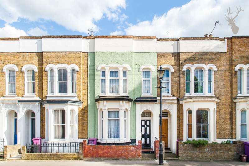 3 Bedrooms House for sale in Antill Road, Bow, E3