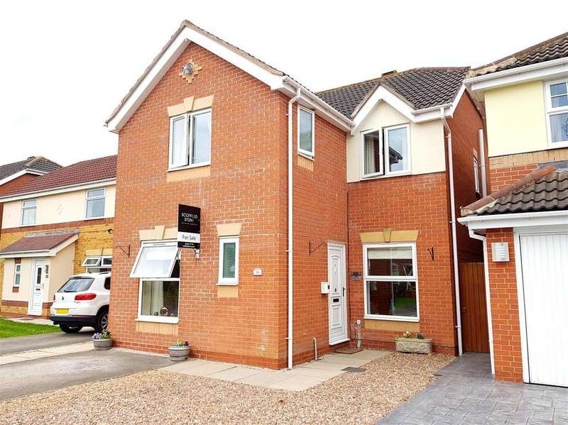 4 Bedrooms Detached House for sale in Alders Brook, Hilton, Derby