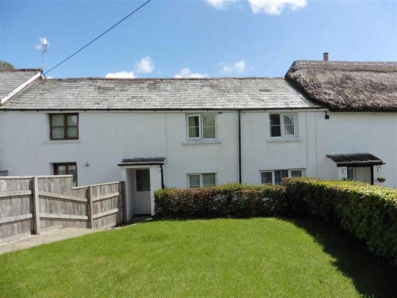 2 Bedrooms Semi Detached House for rent in Okehampton, Devon
