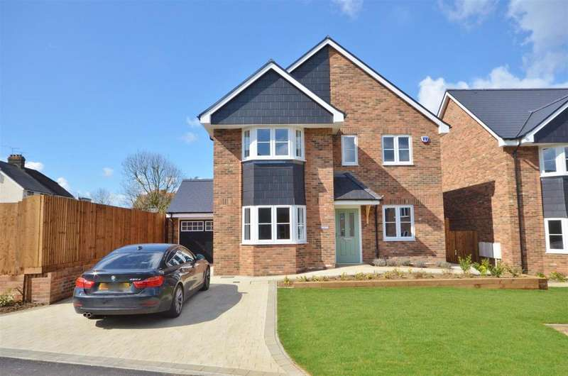 5 Bedrooms Detached House for sale in Luton Hoo Memorial Park, Cherry Gate Gardens